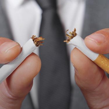 Arrêt de fumer